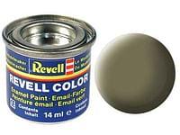 Rev Vaalolijf - Groen, Mat 14Ml-Revell