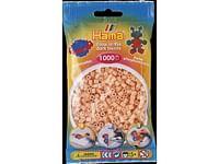 Hama Strijkparels 1000St Glow In The Dark Rood-Hama
