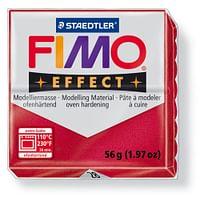 Fimosoft Metalic Rood-Staedtler