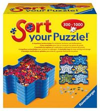 Puzzle Sort Your Puzzle-Ravensburger
