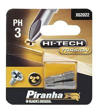 25mm bit Philips 3-Black & Decker