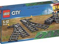 Lego City 60238 Wissels-Lego
