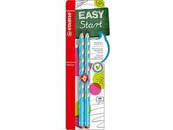 Stabilo Easy Graph Hb Right Light Blue