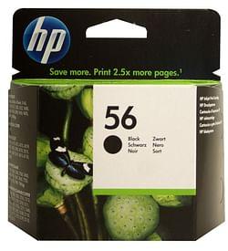 Hp Inkcartridge Nr 56 Black