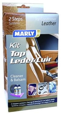 Kit Top Leder-Marly