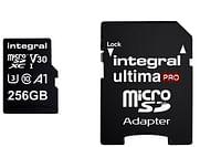 Integral geheugenkaart Ultima Pro microSDXC v30 256 GB-Integral