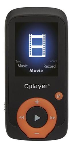 Nikkei Mp4 audio/video NMP40EBT 16 GB zwart