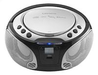 Lenco draagbare radio/cd-speler SCD 550 zilver-Lenco