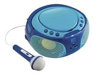 Lenco draagbare radio/cd-speler SCD 650 blauw-Lenco
