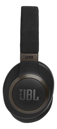 JBL Bluetooth hoofdtelefoon LIVE 650BTCN zwart-JBL