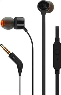 JBL oortelefoon Tune 110 zwart-JBL