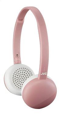 JVC Bluetooth hoofdtelefoon HA-S20BT-P-E roze-JVC