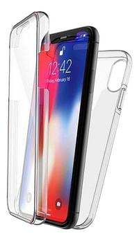 X-Doria cover Defense 360 Glass voor iPhone Xr transparant-X-Doria