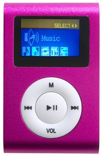 Difrnce mp3-speler MP855 4 GB roze-Difrnce