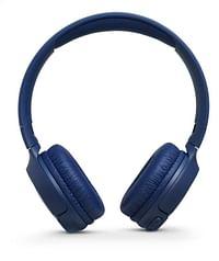 JBL Bluetooth hoofdtelefoon Tune 500BT blauw-JBL