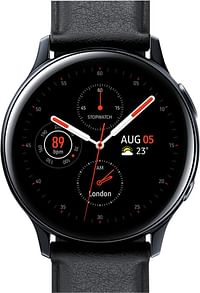 Samsung Smartwatch Galaxy Watch Active 2 40mm stainless black-Samsung