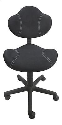 Bureaustoel Argonaut zwart-Demeyere
