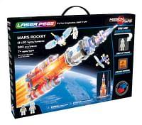 Laser Pegs Mission Mars Rocket-Laser Pegs