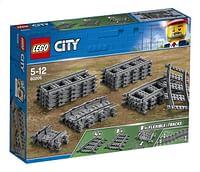 LEGO City 60205 Treinrails-Lego