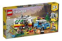 LEGO Creator 3-in-1 31108 Familievakantie met caravan-Lego