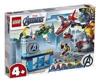 LEGO Super Heroes 76152 De wraak van Loki-Lego