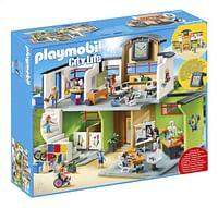 PLAYMOBIL City Life 9453 Ingerichte school-Playmobil