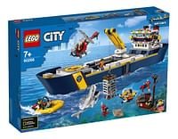 LEGO City 60266 Oceaan Onderzoekschip-Lego