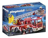 PLAYMOBIL City Action 9463 Brandweer ladderwagen-Playmobil