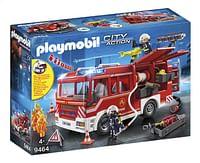 PLAYMOBIL City Action 9464 Brandweer pompwagen-Playmobil