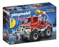 PLAYMOBIL City Action 9466 Terreinwagen met waterkanon-Playmobil