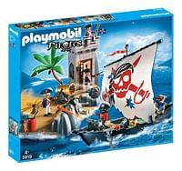 PLAYMOBIL Pirates 5919 Bastion Set-Playmobil