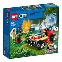 LEGO City 60247 Bosbrand-Lego