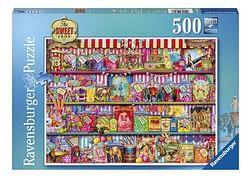 Ravensburger puzzel The Sweet Shop