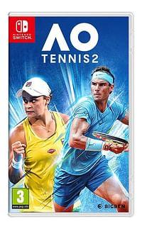Nintendo Switch AO Tennis 2 NL/FR-Nintendo