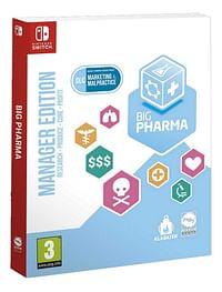 Nintendo Switch Big Pharma: Manager Edition ENG/FR-Nintendo