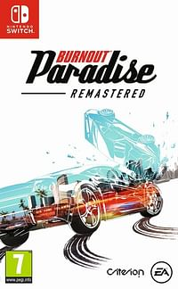 Nintendo Switch Burnout Paradise Remastered ENG/FR-Nintendo