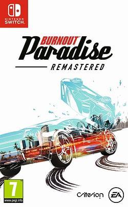 Nintendo Switch Burnout Paradise Remastered ENG/FR
