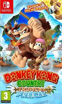 Nintendo Switch Donkey Kong Country Tropical Freeze NL-Nintendo