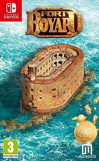 Nintendo Switch Fort Boyard Escape Game ENG/FR-Nintendo