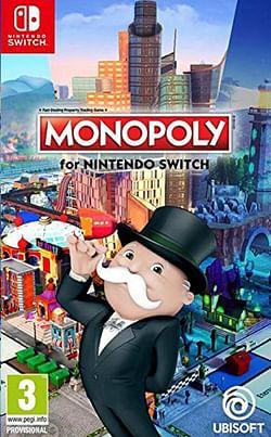 Nintendo Switch Monopoly ENG/FR
