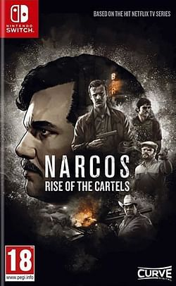Nintendo Switch Narcos Rise of The Cartels ENG/FR