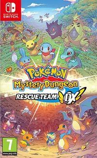 Nintendo Switch Pokémon Mystery Dungeon Rescue Team DX ENG-Nintendo