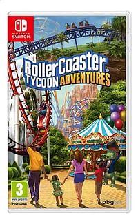 Nintendo Switch Roller Coaster Tycoon Adventures NL/FR-Nintendo