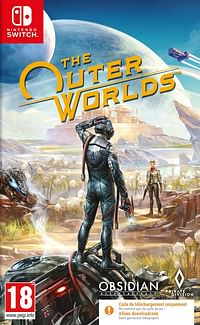 Nintendo Switch The Outer Worlds ENG/FR-Nintendo