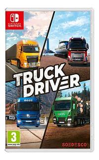 Nintendo Switch Truck Driver ENG/FR-Nintendo