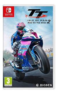 Nintendo Switch TT Isle of Man Ride On The Edge 2  ENG/FR-Nintendo