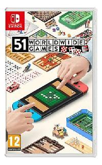 Nintendo Switch 51 Worldwide Games NL-Nintendo