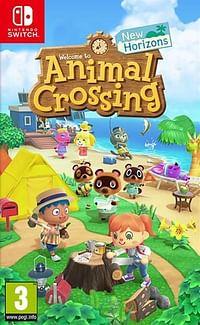 Nintendo Switch Animal Crossing New Horizons NL-Nintendo