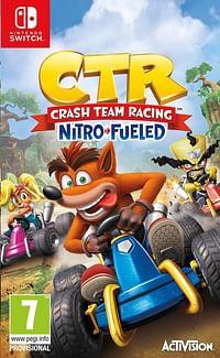 Nintendo Switch Crash Team Racing Nitro Fueled ENG-Nintendo