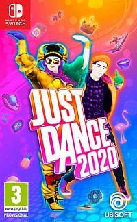 Nintendo Switch Just Dance 2020 ENG/FR-Nintendo